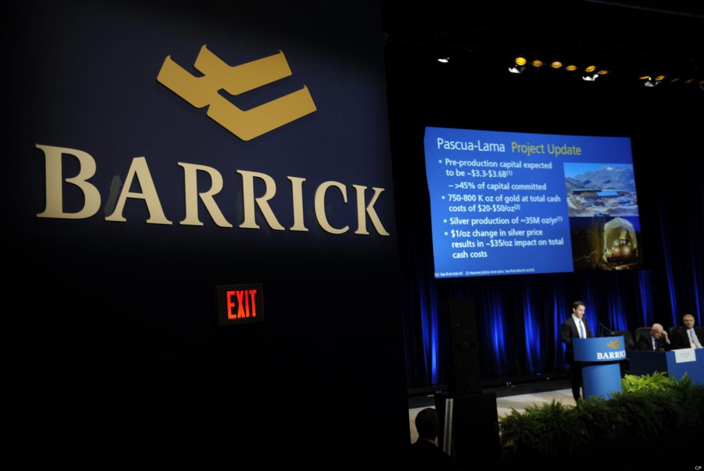 barrick gold case Barrick gold corporation 175,809 likes 492 talking about this our vision is the generation of wealth through responsible mining please read our.