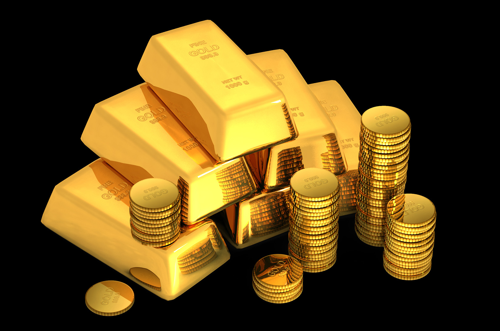 4 Gold Mining Stocks With High Free Cash Flow Yields
